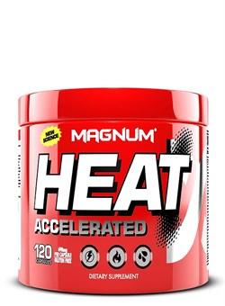 MAGNUM Heat Accelerated,  120 caps. - фото 5718