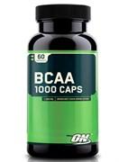 OPTION NUTRITION BCAA 1000, 60 caps.
