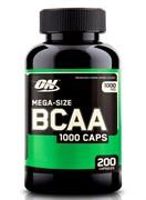 OPTIMUM NUTRION   BCAA 1000 200 капс.