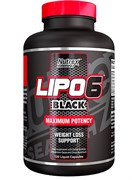 NUTREX Lipo 6 Black 120 капс.