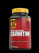 MUTANT Mutant Carnitine,  120 caps.
