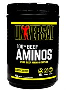 UNIVERSAL 100% Beef Aminos, 400 Таб.