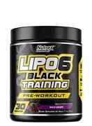 NUTREXLipo 6 Black TRAINING, 195 gr.