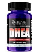 ULTIMATE DHEA 100 mg,  100 капс.