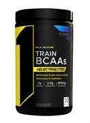 R1 Train BCAAs + Electrolytes,  450гр.
