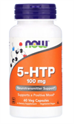 NOW 5-HTP100 mg, 60 капс.