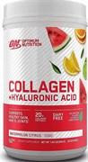 OPTIMUM NUTRTIONCollagen + Hyaluronic Acid,   644 гр.